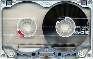 cassette tape to CD