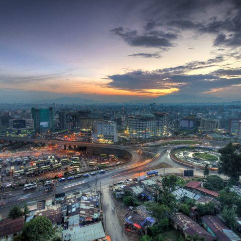 The Changing Face of Addis Ababa