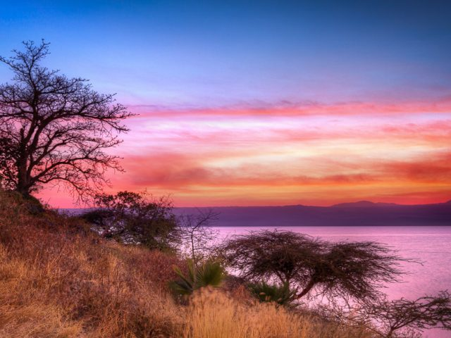 Borati Sunrise HDR