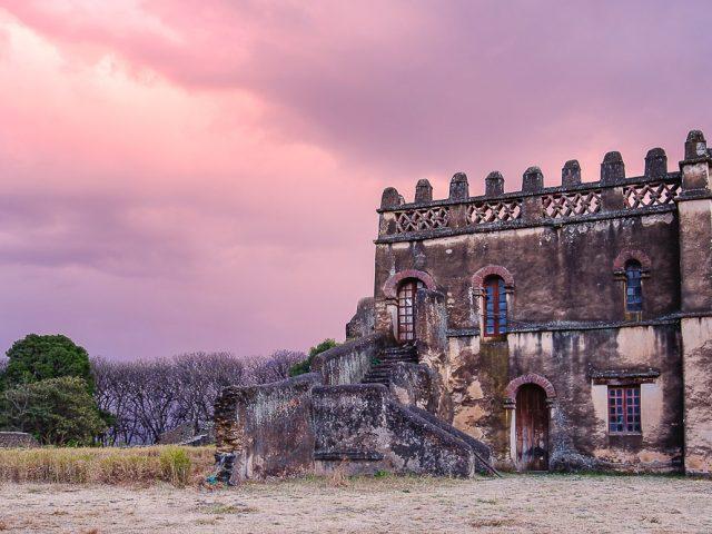 Fasil Ghebbi in Gondar – History at our Doorstep