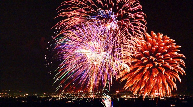 Kaboom Town 2014: Where To Watch Fireworks in Addison