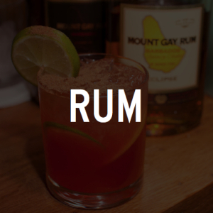 rum w mask