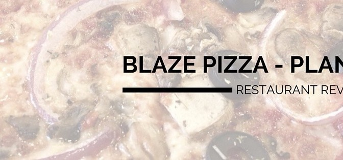 Blaze Pizza Grand Opening Event