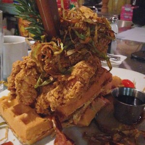 Hash House A Go Go's Sage Fried Chicken
