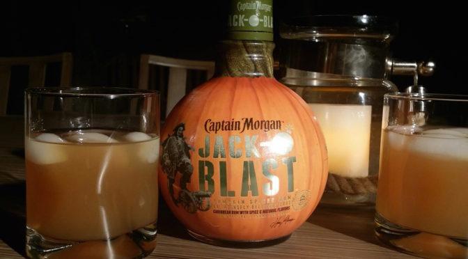 Product Review: Captain Morgan Jack-O'Blast