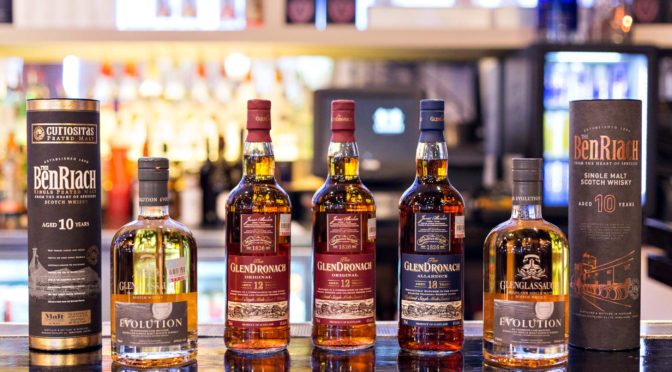 The Brown-Forman Scotch Collection