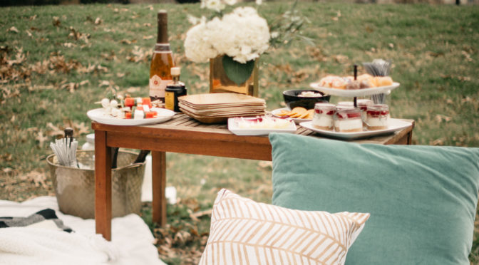 Hosting the Perfect Dallas Garden Party this Summer