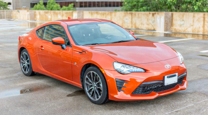 Toyota 86 + Summer Grilling Experience