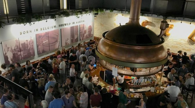A Warm Texas Welcome for Austin's Original Craft Brewery