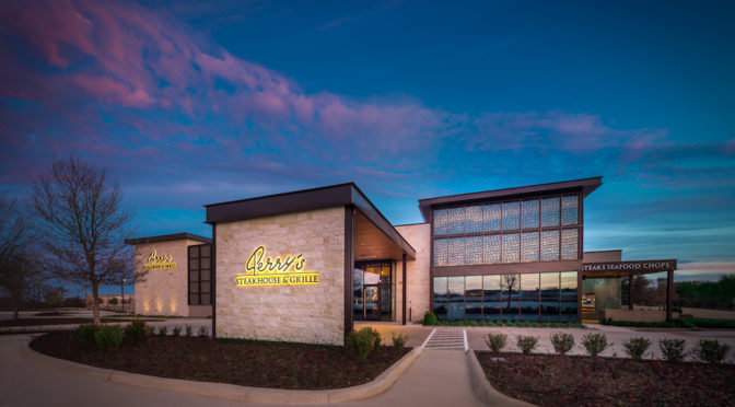Perry's Steakhouse Opens in Grapevine, Texas