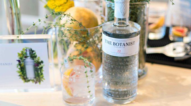 The Botanist Gin Susiedrinks