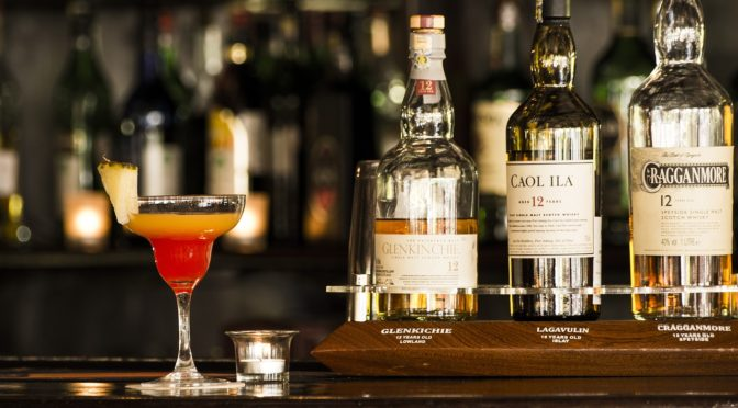 8 Cool Whisky Cocktail Recipes