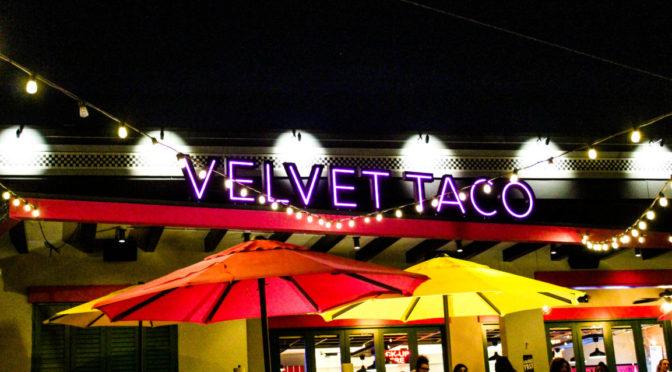 Velvet Taco's New Uptown Home