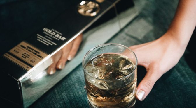 Gold Bar Whiskey: It's What Outside That Counts