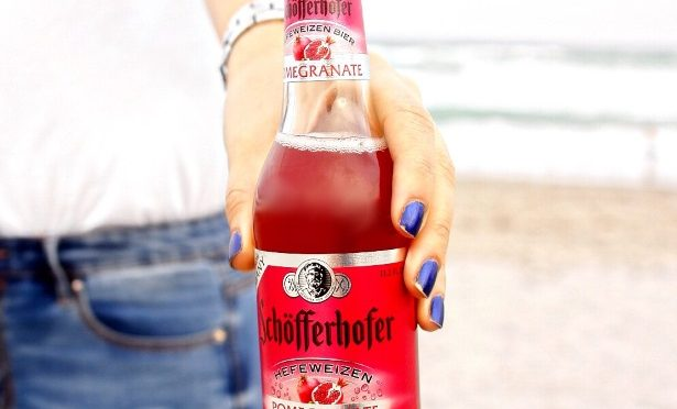 PRODUCT REVIEW: Schofferhofer Hefeweizen Pomegranate