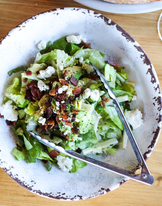 Texas Bib Salad