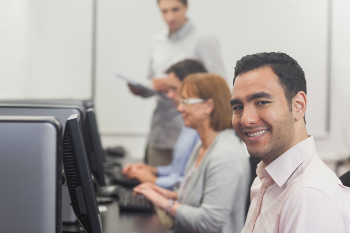 computer based help - adult learning centres
