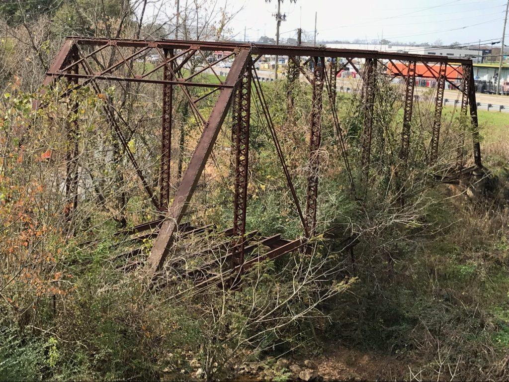 Iron Bridge  (Leake Family)