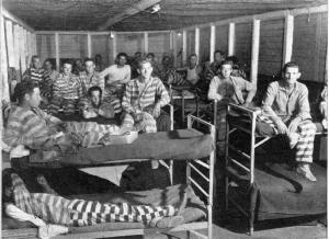 chain gang barracks