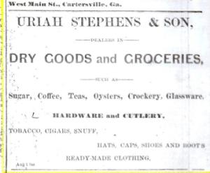 The Cartersville Express, September 5, 1878