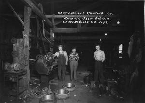 cartersville-casting