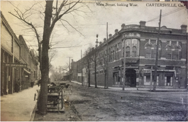 West Main at Depot and Young Brothers DS