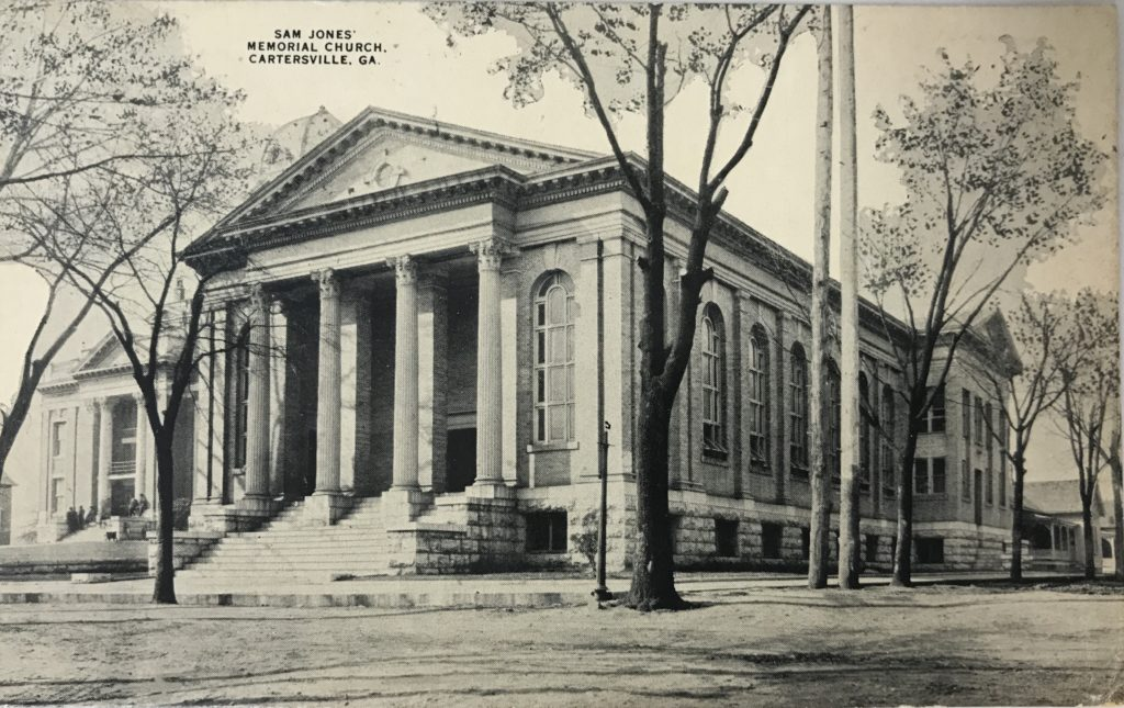 Formerly C'ville Methodist Episcopal South