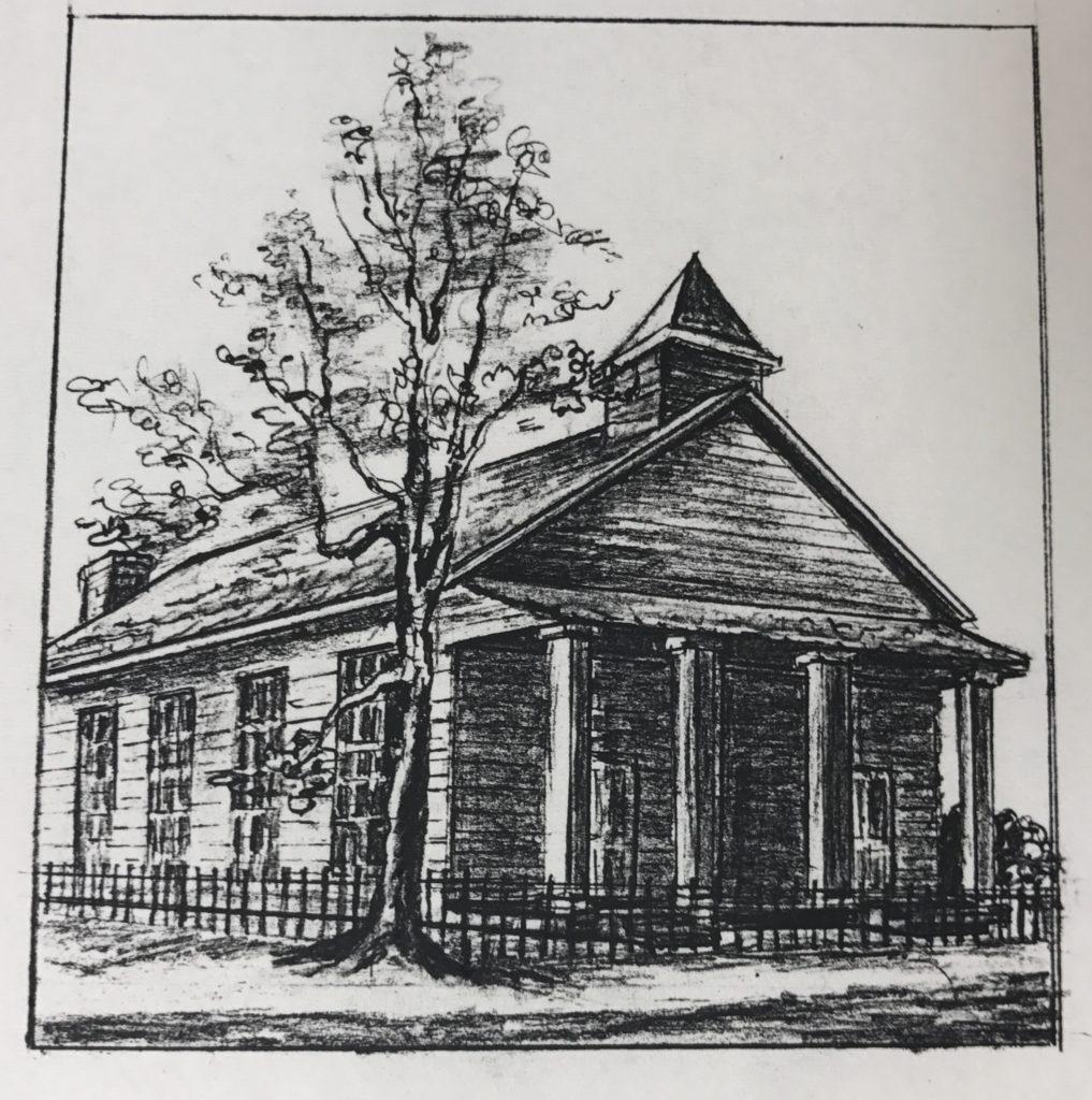 Former Ebenezer, later  Sam Jones Church