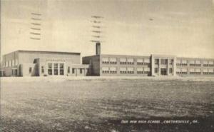 Cartersville High School 1953