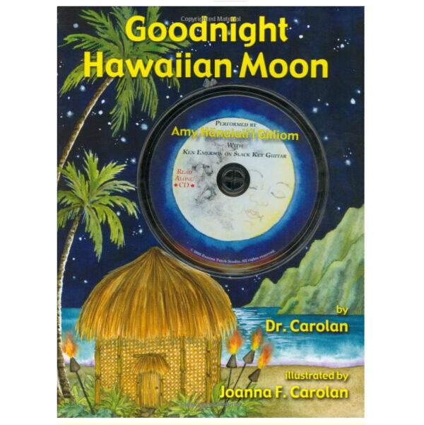 Goodnight Hawaiian Moon Cover
