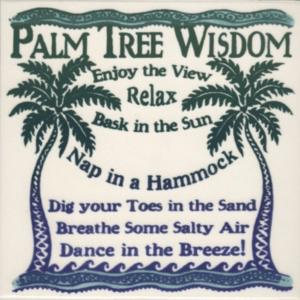 Palm Tree Wisdom