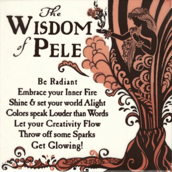 Pele Wisdom