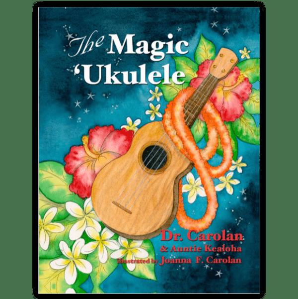 The Magic Ukulele Childrens Book