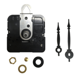 Lg. Quartz Tile Clock Replacement Motor Kit