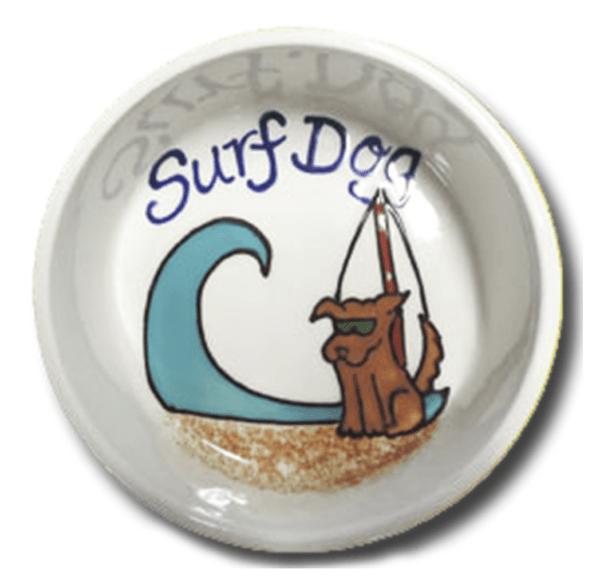 Surf Dog Bowl