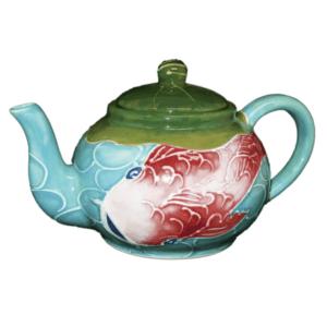 Teapot Tropical Koi Fish