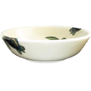 "8"" Coupe Pasta Bowl Celadon Turtles"