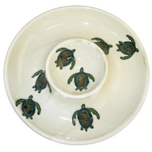 Chip & Dip Celadon Turtles
