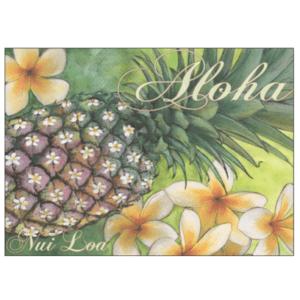 Aloha Nui Loa Greeting Card