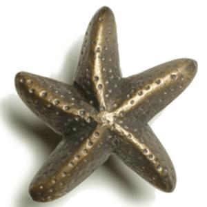 Star Fish Cabinet Pull