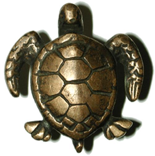 Honu (Turtle) Cabinet Pull