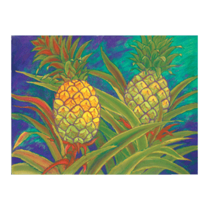 Pineapples Giclée