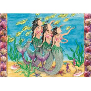 Mermaid Hula