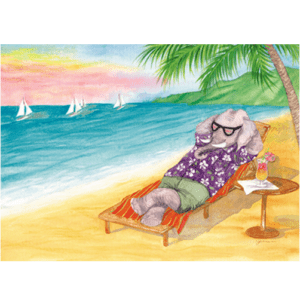 Vacation Relax Print