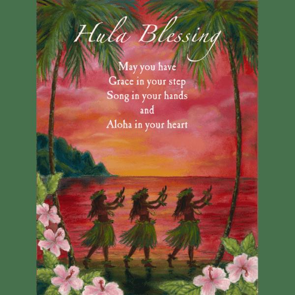Hula Blessing