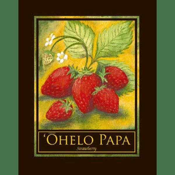 Ohelo Papa (Strawberry) Print