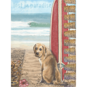 Lost in Paradise Print