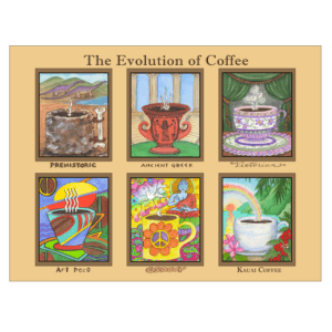 The Evolution of Coffee
