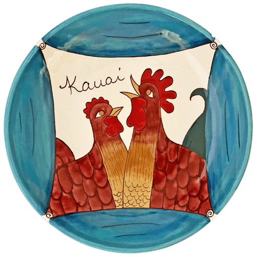 """Blue Rooster 12"""" Pasta Bowl"""