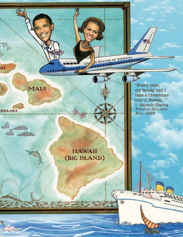 A President From Hawaii Barack Obama